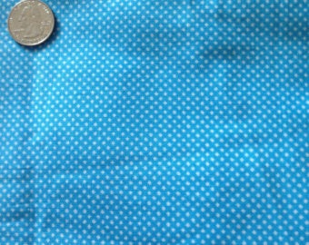 Mini Dots - Aqua