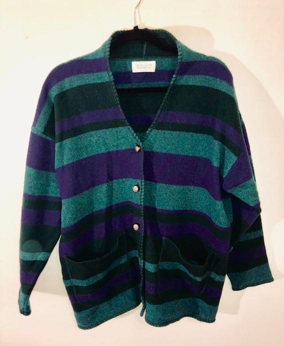 Vintage BENETTON oversized sweater