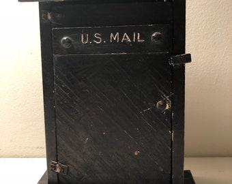 Vintage mail box