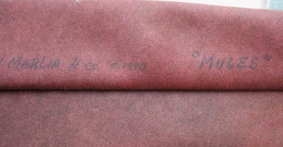 Mens Vintage 1990s Ralph Marlin Label Blaine Heil… - image 5
