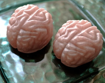 2 Fresh Brain Soap / Party Favors