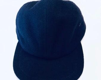 1a00a98163e2a Wool baseball cap
