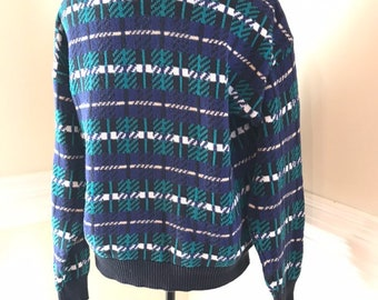 Clothing, Shoes & Accessories Hard-Working Vintage 1960s Jaeger Wool Cricket Jumper