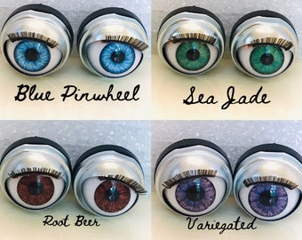 2dc90905d32 Doll Eyes, American Girl Doll Eyes, Eye Swap, Custom Doll, OOAK Doll, Doll  Artist, Doll Repair, Replacement Eyes, Doll Maker, Sleep Eyes