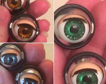e97b6b8806f Doll Eyes, Sleep Eyes, Doll Repair, Doll Eye Replacement, Doll Making, Fix  Doll, Blue Eyes, Brown Eyes, Green Eyes, Digital Tutorial, 6-27mm