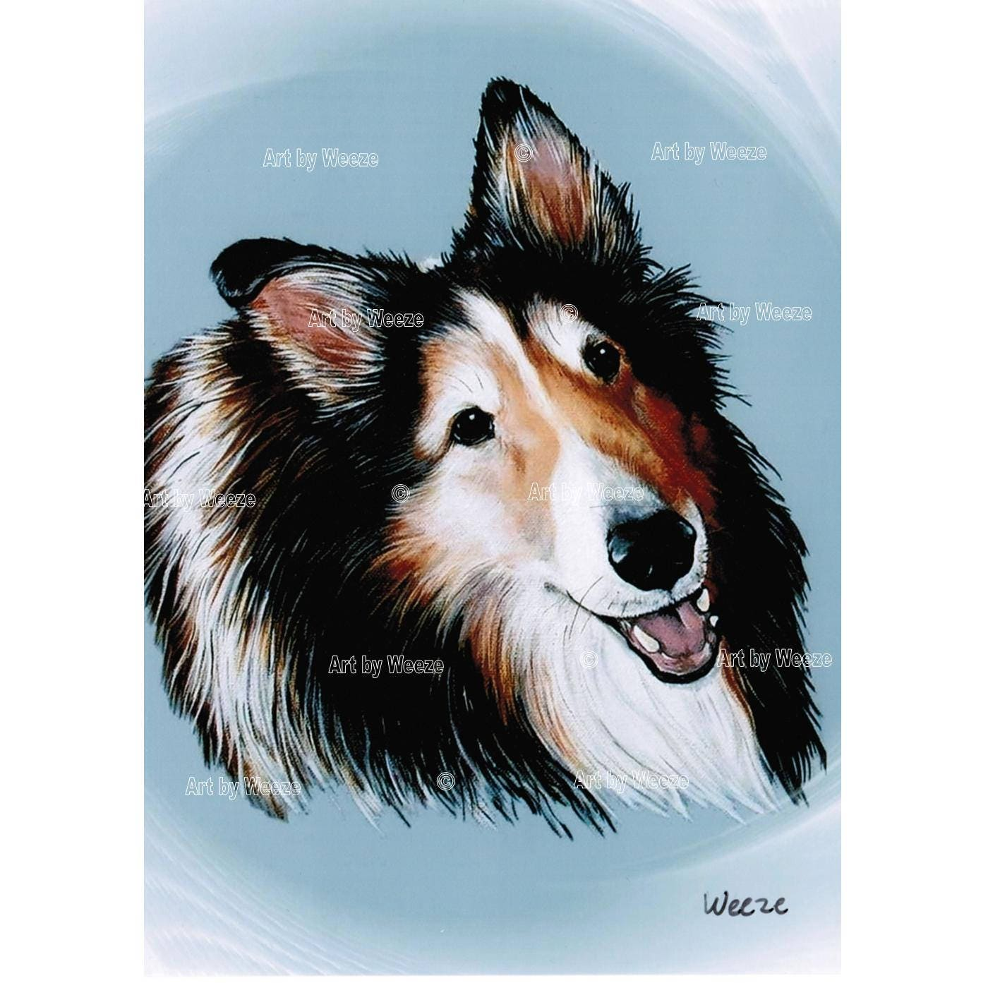 Sheltie Memorial Gifts...