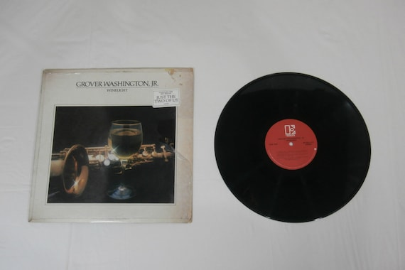 Items Similar To Grover Washington Jr Winelight Lp Record