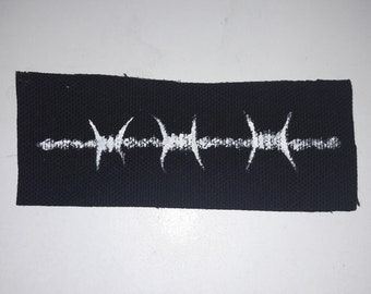 Barbed Wire Patch