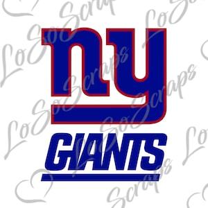 Giants Svg Etsy