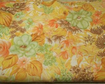 Twin Flat Sheet, vintage, vintage bedding, vintage linens, vintage bedroom