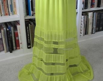97abeac3351 GIANNI BINI RUFFLED Skirt