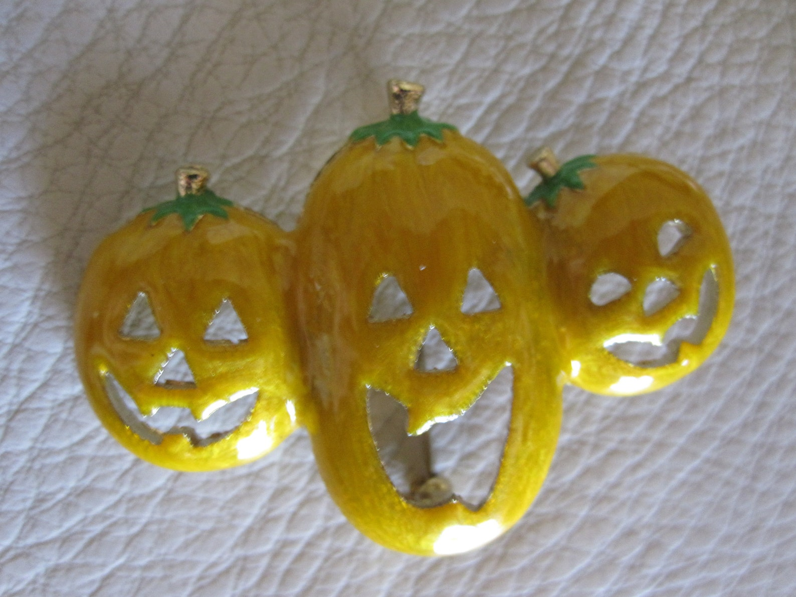 Jack O Lantern Brooches Page Three