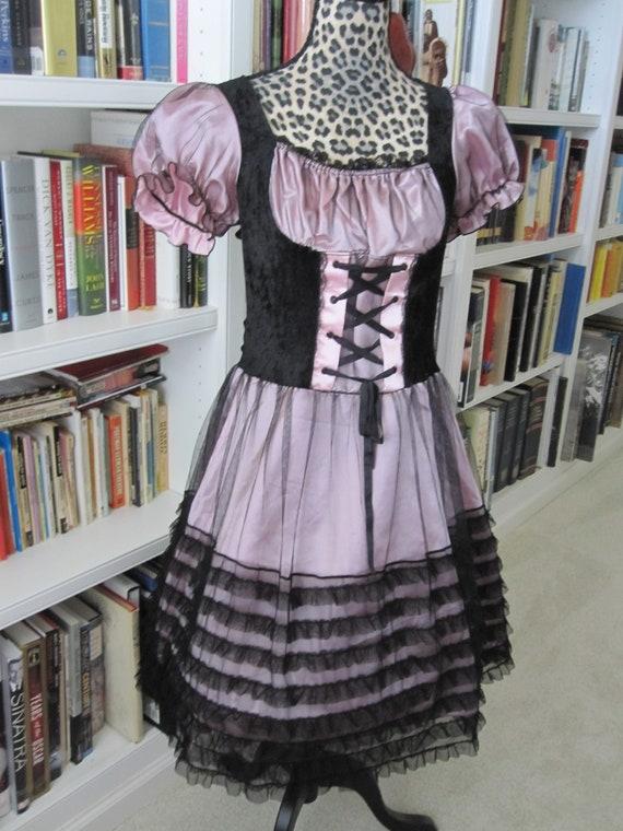 WENCH/OKTOBERFEST/HEIDI  Dress Costume