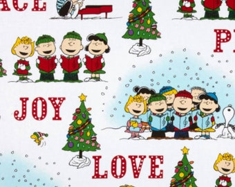 new christmas peanutssnoopy fabric wonderful new designs for all fans of peanuts multiple designs inside