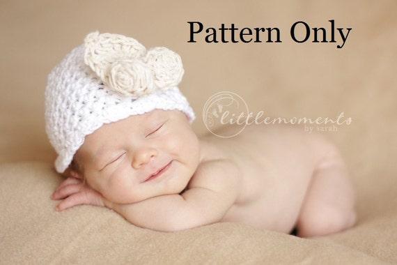 Neugeborenen Häkelanleitung Häkelmuster Baby neugeborenes | Etsy