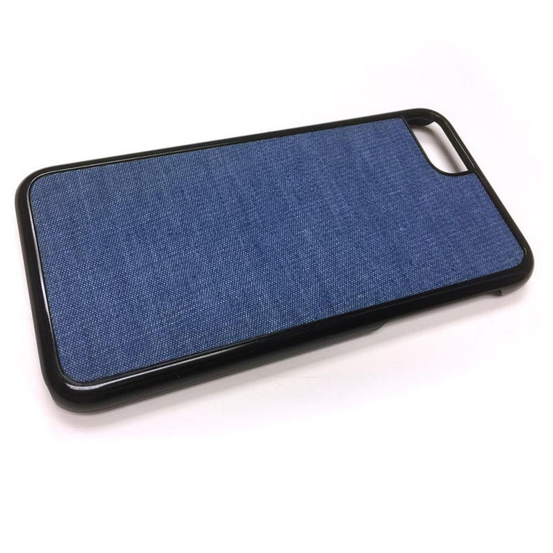 03206748982d92 IPhone Case with Blue Jeans Denim Fabric For iPhone X 7 8