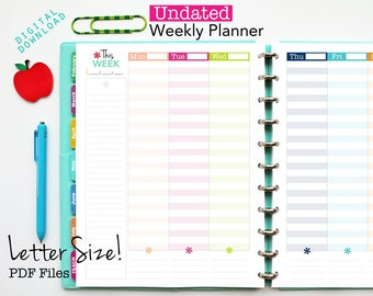 photograph relating to Cute Hourly Planner called Hourly planner Etsy