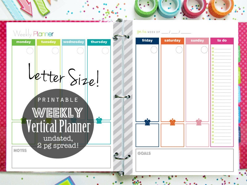 Breathtaking image pertaining to mom planner printable