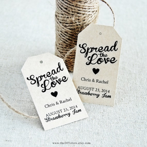 Spread the love diy favor tag template text editable medium etsy image 0 maxwellsz