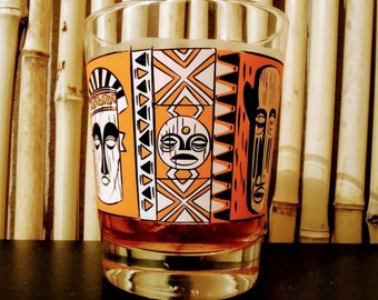 The Witchdoctor Mai Tai Glass