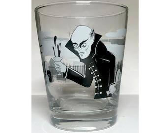 Nosferatu Mai Tai glass