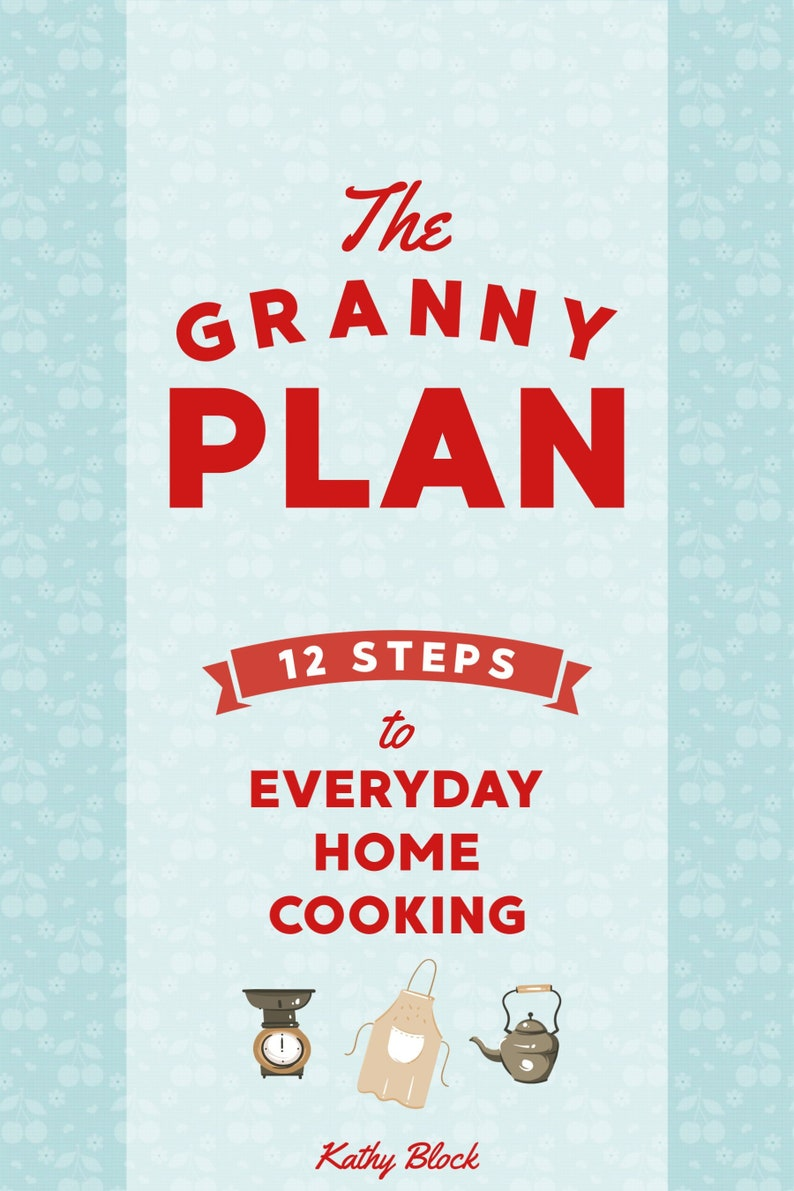 The Granny Plan  Full eBook image 0