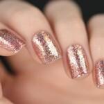 Juliette - Rose Gold Holographic Nail Polish