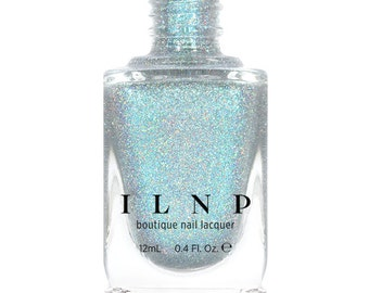 Easy Street - Teal to Blue to Purple Color Kissed Ultra Holo Nail Polish