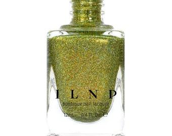Avalon - Chic Chartreuse Holographic Nail Polish