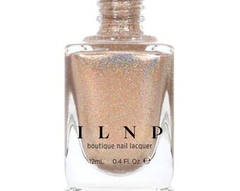 Countdown - Champagne Gold Holographic Nail Polish