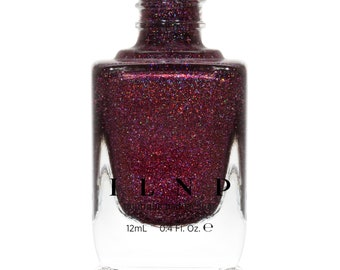 Broadway - Saturated Wine-Red Ultra Holo™ Nail Polish