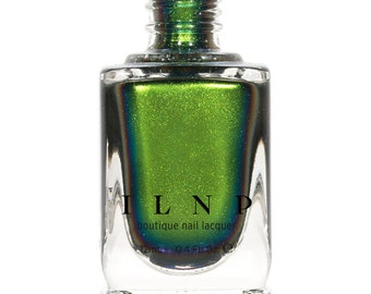 Reminisce - Green, Blue Color Shifting Ultra Chrome Nail Polish