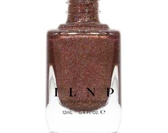 Brownstone - Luminous Warm Brown Ultra Holo™ Nail Polish