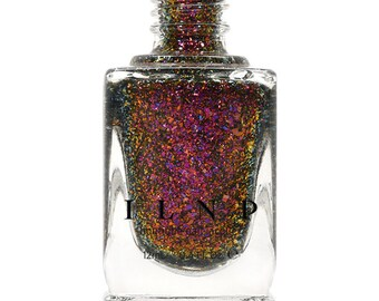 The Road To Awe - Purple, Pink, Wine, Copper, Gold Ultra Chrome Flakie Nail Polish
