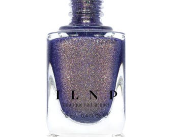 Art District - Regal Purple Holographic Nail Polish