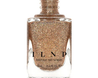 Clockwork - Bronze Holographic Nail Polish