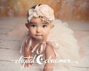 Blush Couture Baby girl headbands 28c753c86b2