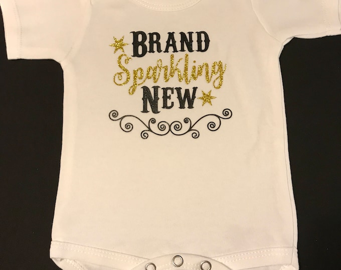 Brand Sparkling New, Baby Onesies