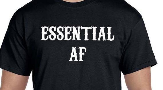 Essential AF   SM - XXL