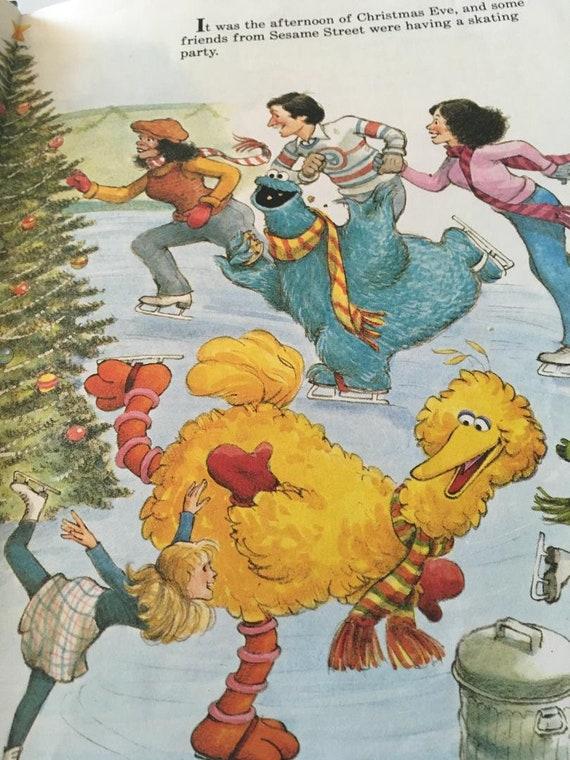 Christmas Eve On Sesame Street.Christmas Eve On Sesame Street Created By Jon Stone 1991