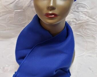 SIGMA GAMMA Rho Knit Beanie Fleece Scarf Set/Embroidered Sigma Gamma Rho Acrylic Beanie/Sigma Gamma Rho Fleece Scarf/SGR Scarf