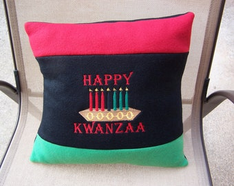 "KWANZAA 15"" THROW PILLOW"