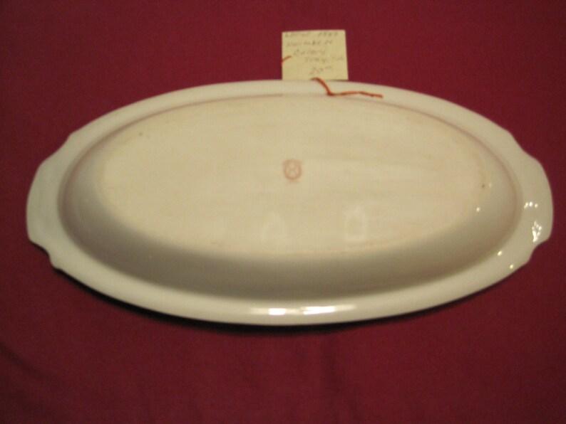 Noritake M Oval  Celery Tray or Dish