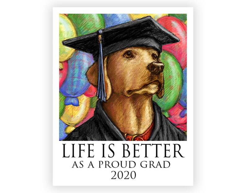 Celebrate their graduation Life is Better with a Proud Grad image 0