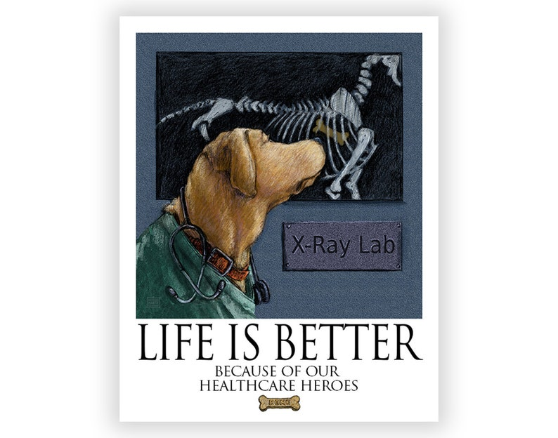 Healthcare Heroes Life is Better Because of Our Healthcare image 0