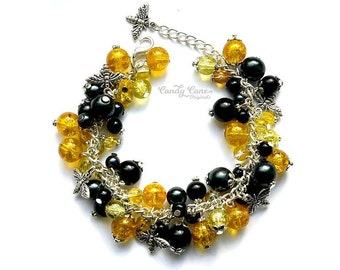 The Bees Knees Charm Bracelet