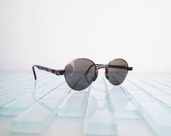 5ec509daf208e 1980s Bolle Sunglasses Tortoiseshell France - Frames only