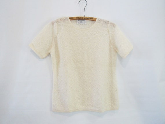 Saks Fifth Avenue Mohair Sweater Small - Folio Col