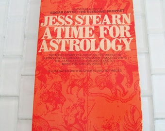 "Time for Astrology by Jess Stearn ""The Most Complete Book..."""