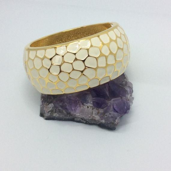 Joan Rivers bangle bracelet Jewelry vintage gift